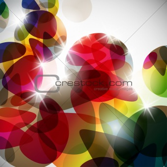 best futuristic, vector abstract background