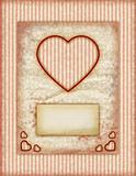 Valentine day Love Cards, Vintage Love Notes, Note Cards