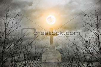 Single grave