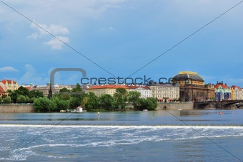 Prague, Vysehrad