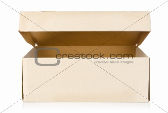 Box isolated