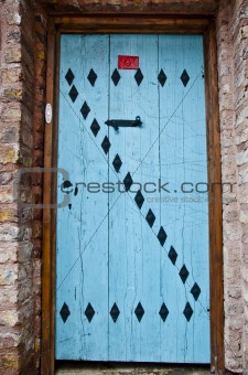 Old Turkish Door