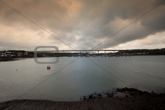 Cleddau bridge  in Pembrokeshire
