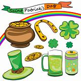 saint patrick's day doodles
