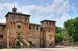 Castle of Cento. Emilia-Romagna. Italy.