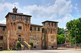 Castle of Cento. Emilia-Romagna. Italy.
