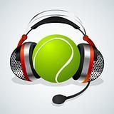 Tennis commentator