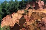Ochre Cliffs, Roussillon