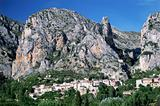 Moustiers-Ste-Marie, Alpes de Haute Provence