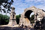 Glanum Roman Monuments, St Rmy/xx
