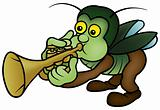 Bug and Trumpet