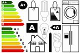 Energy efficiency elements
