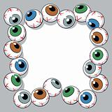Eyeballs frame