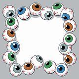 Eyeballs frame