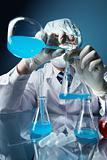 Pouring substances