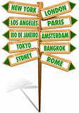 Crossroads Cities