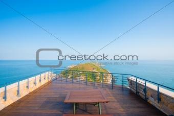 Matsu Island Seascape View H
