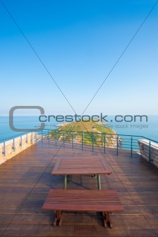 Matsu Island Headland Viewpoint  V