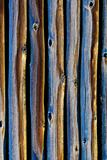 Wooden pole background