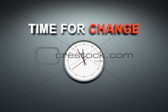 Time for change at the wall