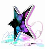 Gadget concept - star