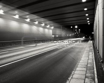 Road area