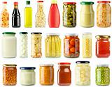 pickled food