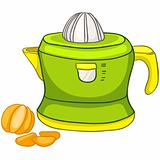 Cartoon Home Kitchen Juicer