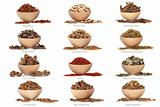 Traditional Chinese Medicine with Titles