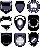 emblem badge shape icon
