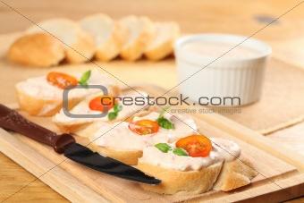 Tomato spread