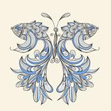 vector concept butterfly with wings