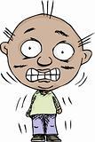 Nervous Person