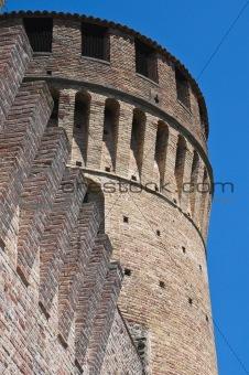 Venetian Fortress. Brisighella. Emilia-Romagna. Italy.