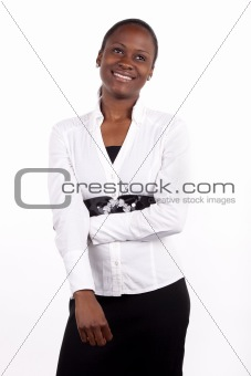 Gorgeous corporate Woman