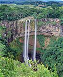 Chamarel falls Mauritius
