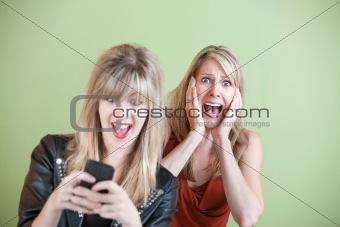 Shocked Mother