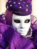 purple mask
