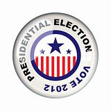 Vote 2012 presidential
