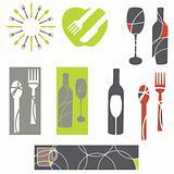 menu design elements