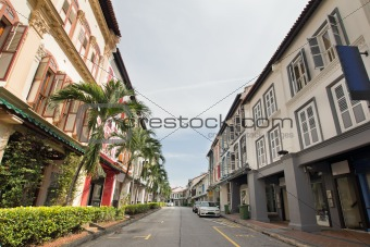 Singapore Preserved Historic Peranakan Houses