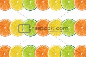 fresh citrus fruits background