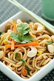 Asian Noodle Dish