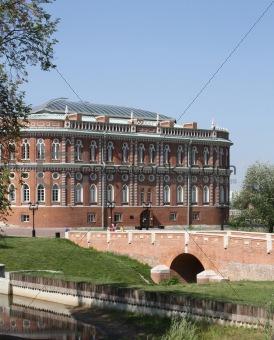 Bread House in Tsaritsyno