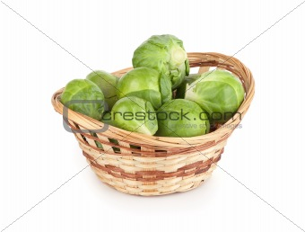 Group of Brussels Sprouts