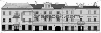 Classic facades