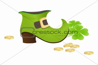 A symbol of patricks day