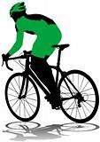 Cycling boys