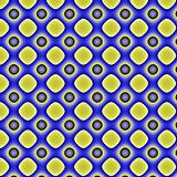 Yellow-blue pattern.