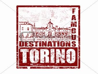 Torino stamp